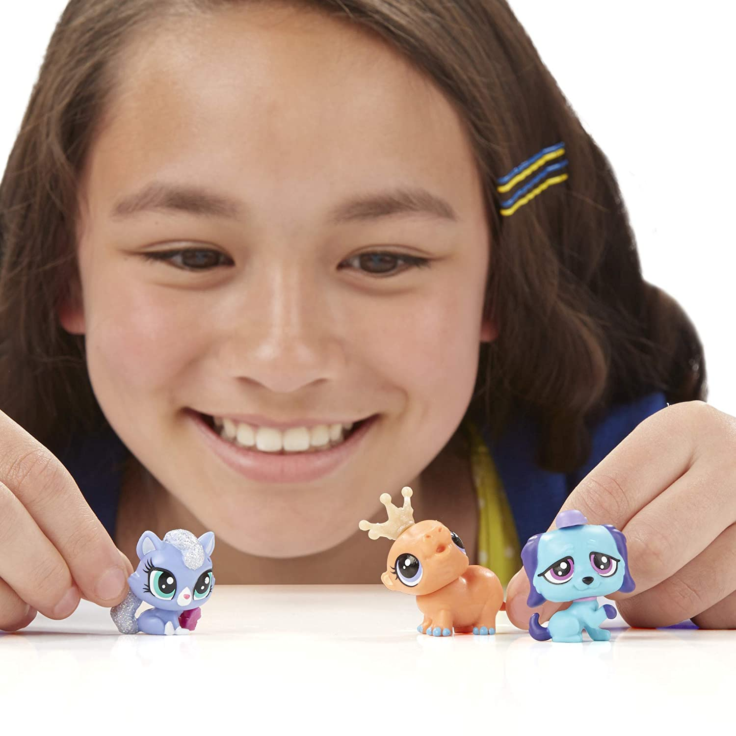 Littlest Pet Shop Pack Collector Figurines Hasbro B3808AS0