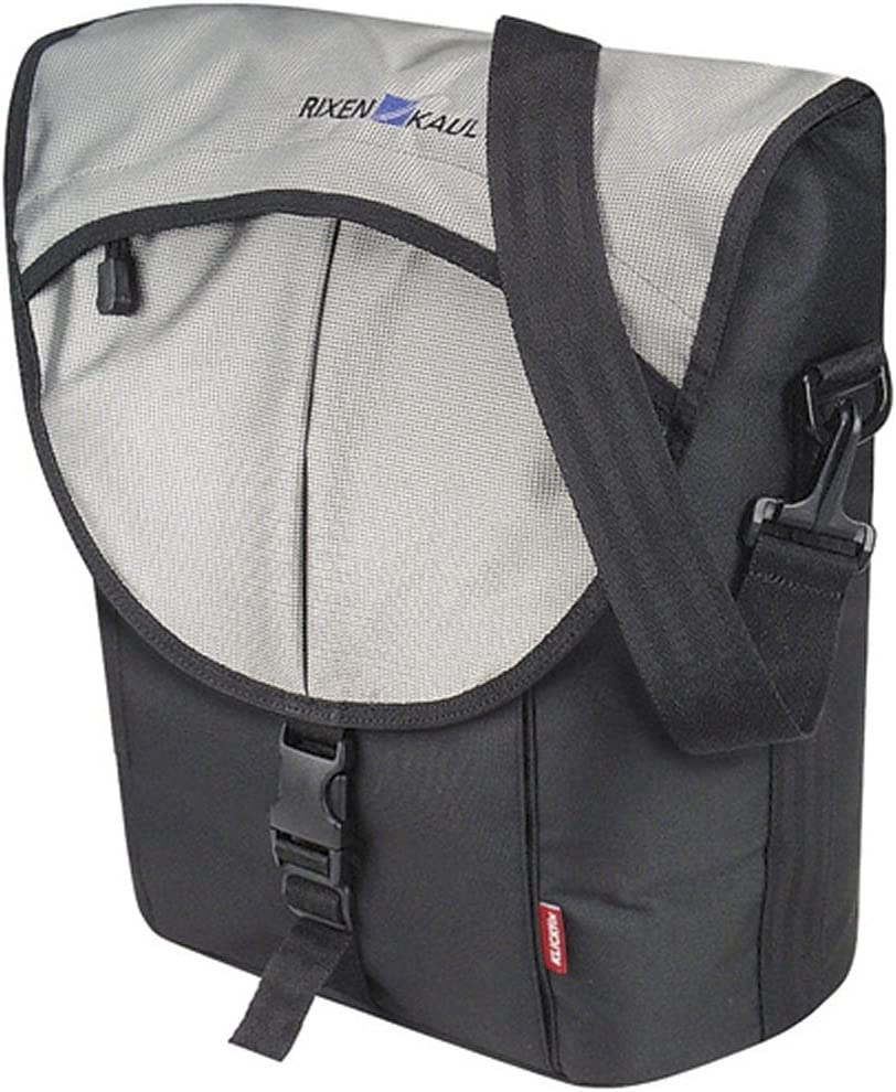 Pair by Rixen /& Kaul 0238S KLICKfix Classic Bicycle Panniers