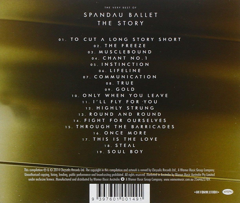 Amazon | Very Best of | Spanda...