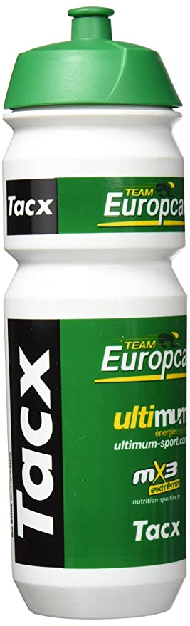 Tacx Shiva Pro Team Bottle 750cc Team Europcar