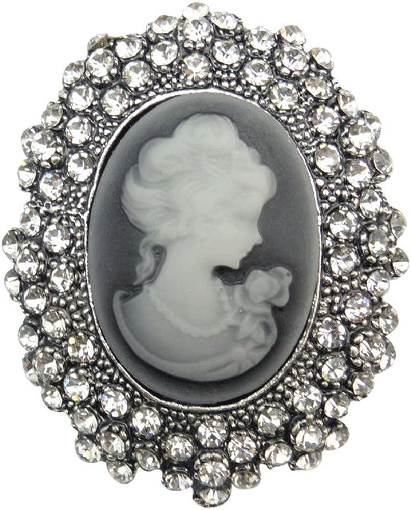 keland Broche de Mariage Bijoux Broche Bijoux Broche r/ésine Accessoires