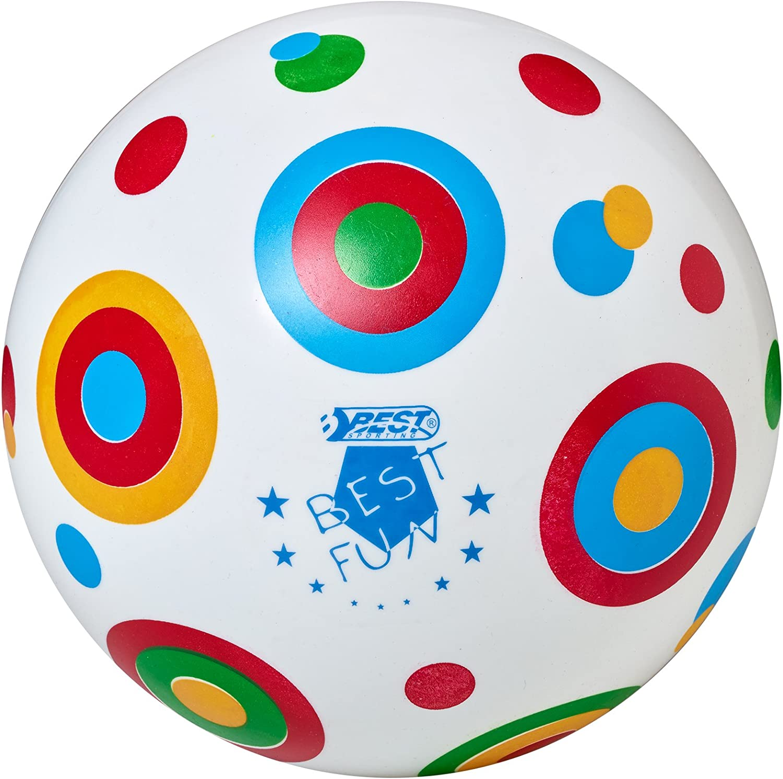 Best Sporting PVC-Ball Toy 22 cm Circle oder Splash Spielball Fu/ßball Beachball