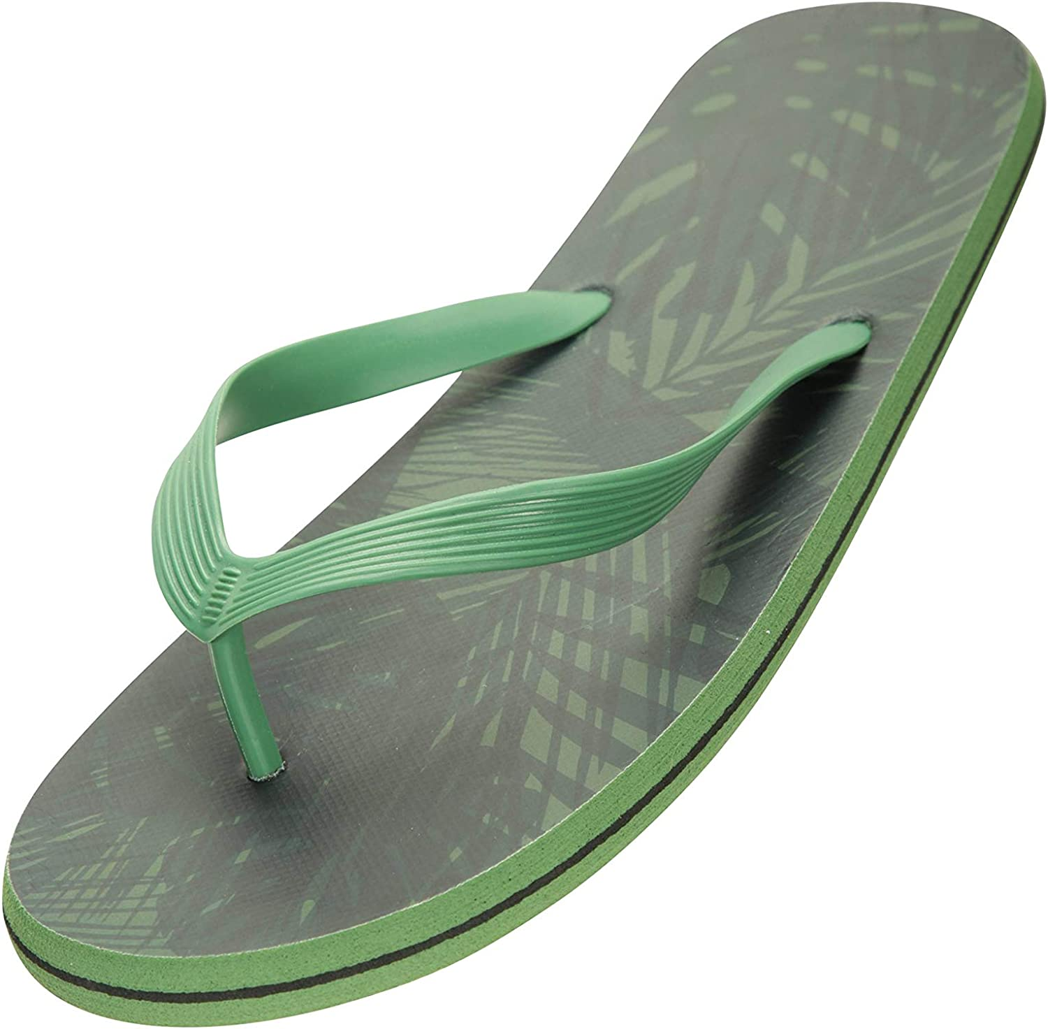 Slipon Summer Shoes -for Travelling Cosy Outsole Walking Beach Mountain Warehouse Beach Walk Mens Flip Flops Lightweight Sandals Classic Design Footwear Poolside