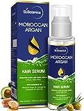 StBotanica Moroccan Argan Hair Serum - Nourishing and Frizz Control Serum (With USDA Organic Argan Oil) 100ml