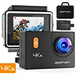 apeman action cam 4k wifi camera 16mp ultra full hd. Black Bedroom Furniture Sets. Home Design Ideas