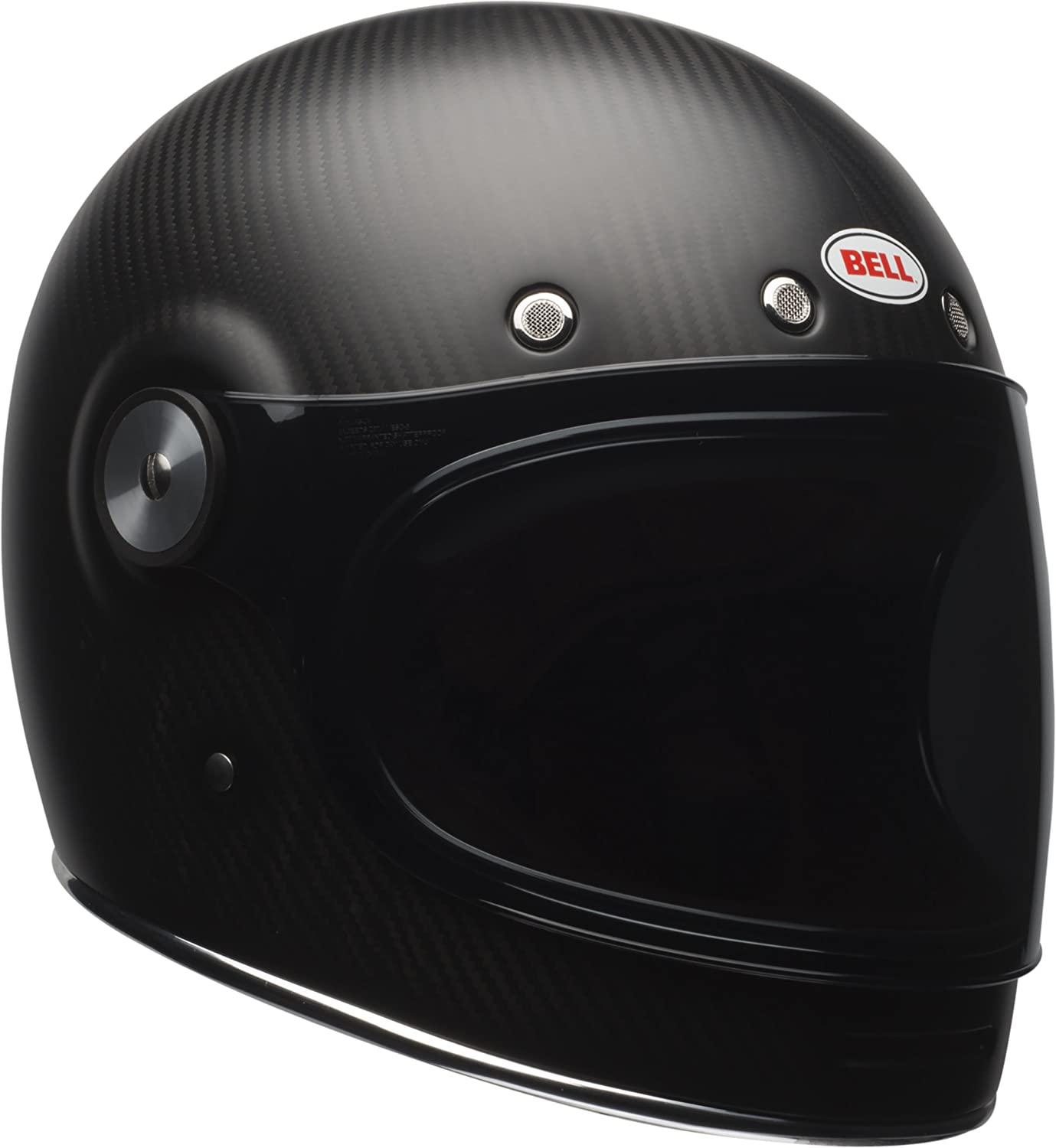 Bell Bullitt Carbon Full Face Motorcycle Helmet