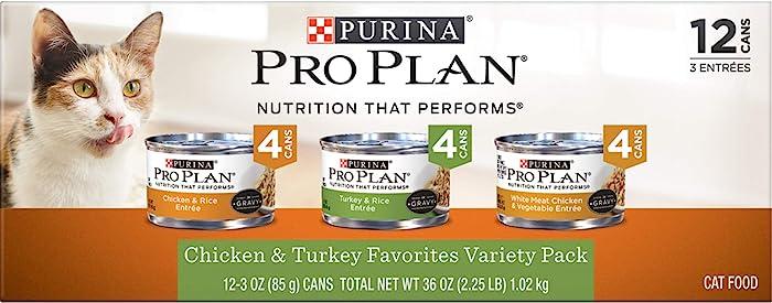 The Best Purina Pro Plan True Nature Wet Cat Food