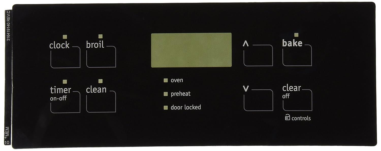 Frigidaire 316419140 Range/Stove/Oven Overlay Unit