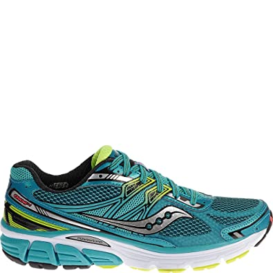 Saucony Men's Omni 14 Running Shoe, SilverBlue,10 M US