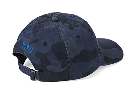 Polo Ralph Lauren Mens Twill Signature Ball Cap at Amazon Men s Clothing  store  Ralph Lauren Cap Leather 615542255f4