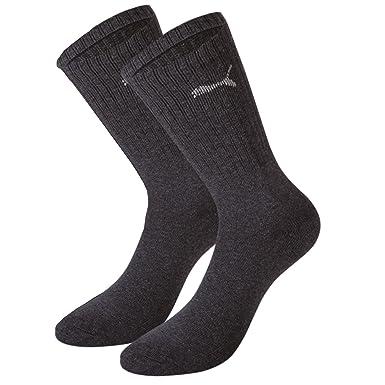 9 Paar Puma Socken, Sportsocken, Tennissocken, anthrazit