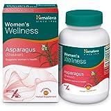 Himalaya Herbals Asparagus (Shatavari), Supports Women's Health, Promotes Healthy Lactation, Herbal Veggie Capsule