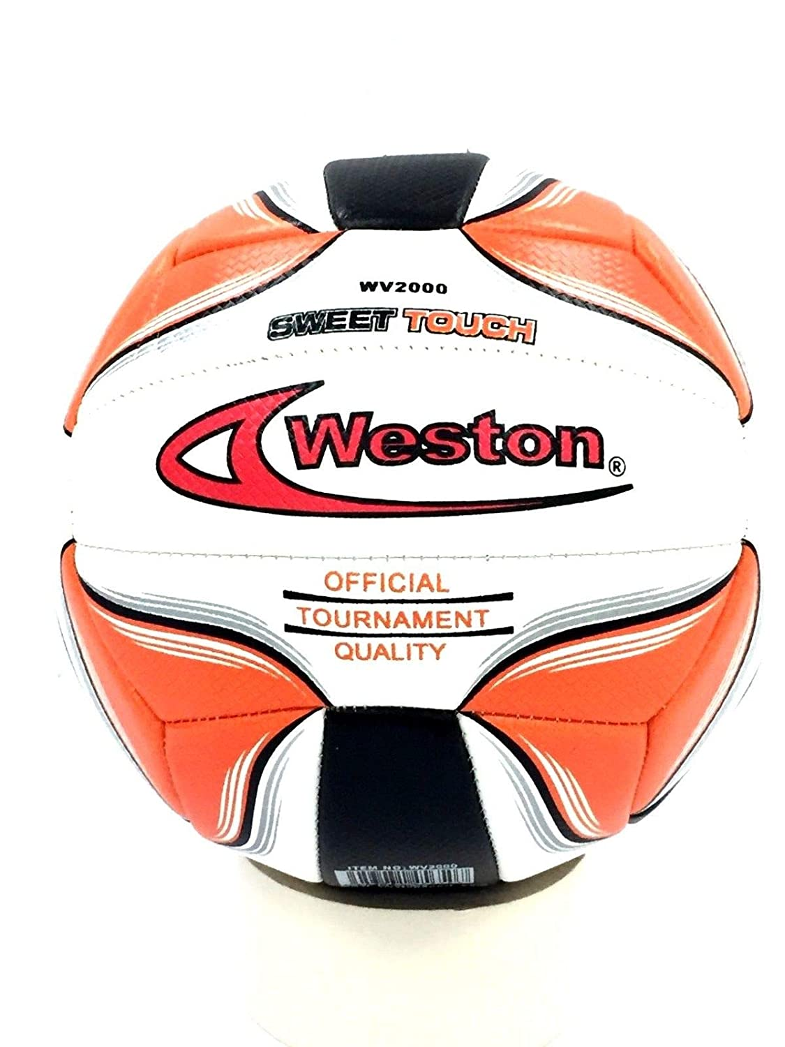 Weston WV2000 Sweet Touch - Balón de Voleibol de Playa: Amazon.es ...