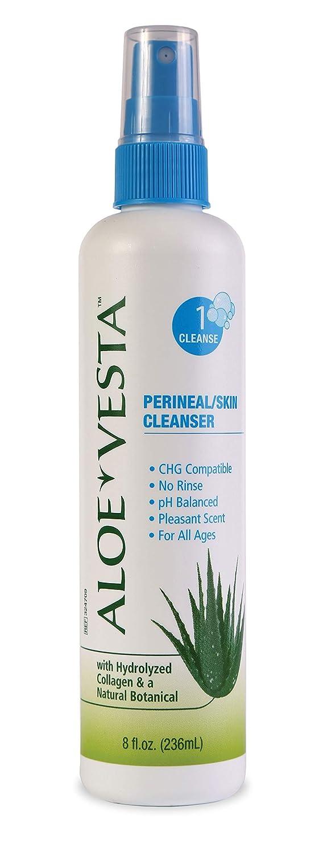 Convatec Aloe Vesta Perineal/Skin Cleanser (8 oz): Health & Personal Care