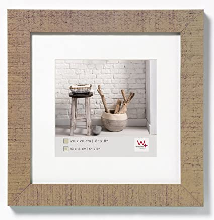 Amazon.com - Walther design HO220C Home wooden picture frame, 8 x 8 ...
