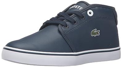 4e8f47391a9b76 Lacoste Ampthill 316 2 SPC NVY Sneaker Navy 1.5 M US Little Kid