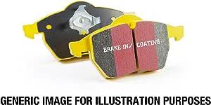 EBC Brakes DP41657R Yellowstuff Street and Track Brake Pad