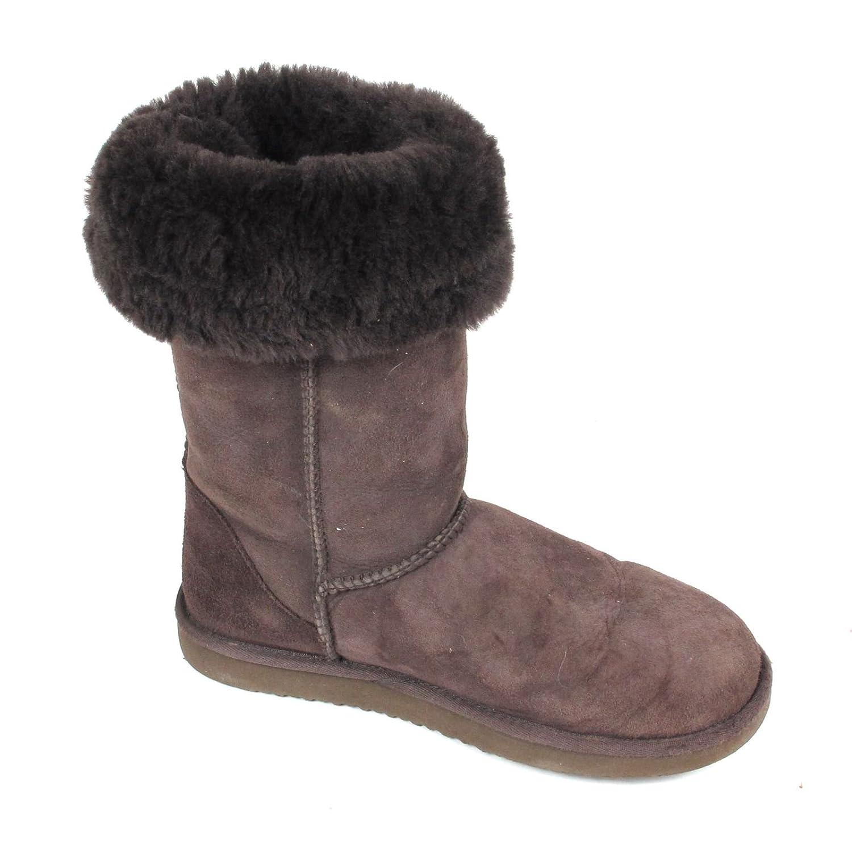 Amazon.com | Cozie Steps Womens Tall Classic Australian Sheepskin Boot 8 Chocolate Brown | Boots