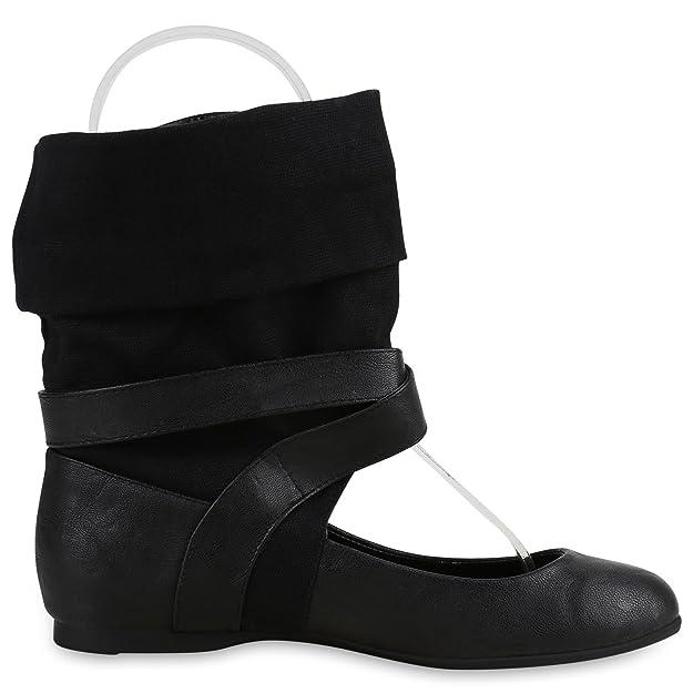 AIYOUMEI Damen Spitz Kleiner Absatz Stiletto Stiefeletten mit Reißverschluss und Scnalle Klassischer Stiefel B075DNFDV6