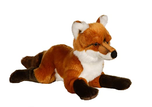 Amazon.com: Gipsy 054066 Fox, de peluche acostado, 30 cm: Baby