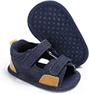 Baby Boy Sandals Girl Shoes Soft Anti-Slip Sole Toddler First Walker Infant Sandals for Baby boy (0-18 Months)