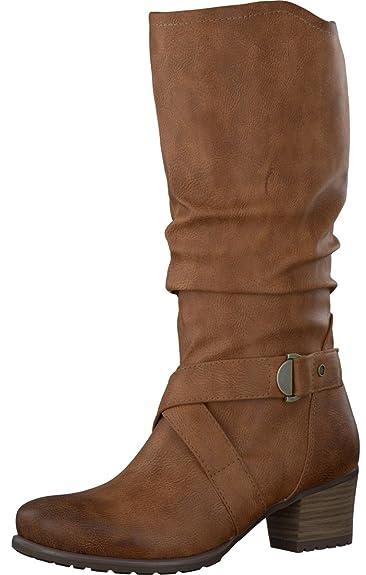 Tamaris Damenschuhe 1 1 25018 29 Damen Stiefel, Boots, Damen Stiefeletten, Herbstschuhe & Winterschuhe für modebewusste Frau