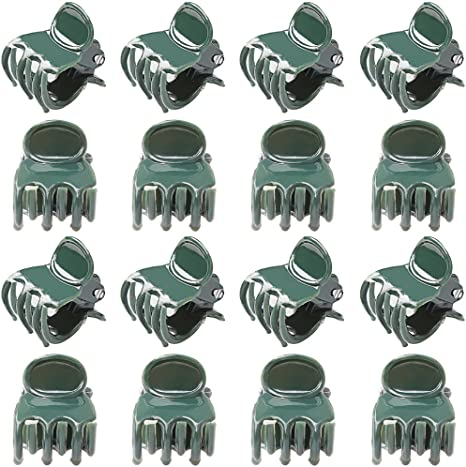 30 Garden Plant Flower Support Orchid Clips for Supporting Vines Stems Stalks US
