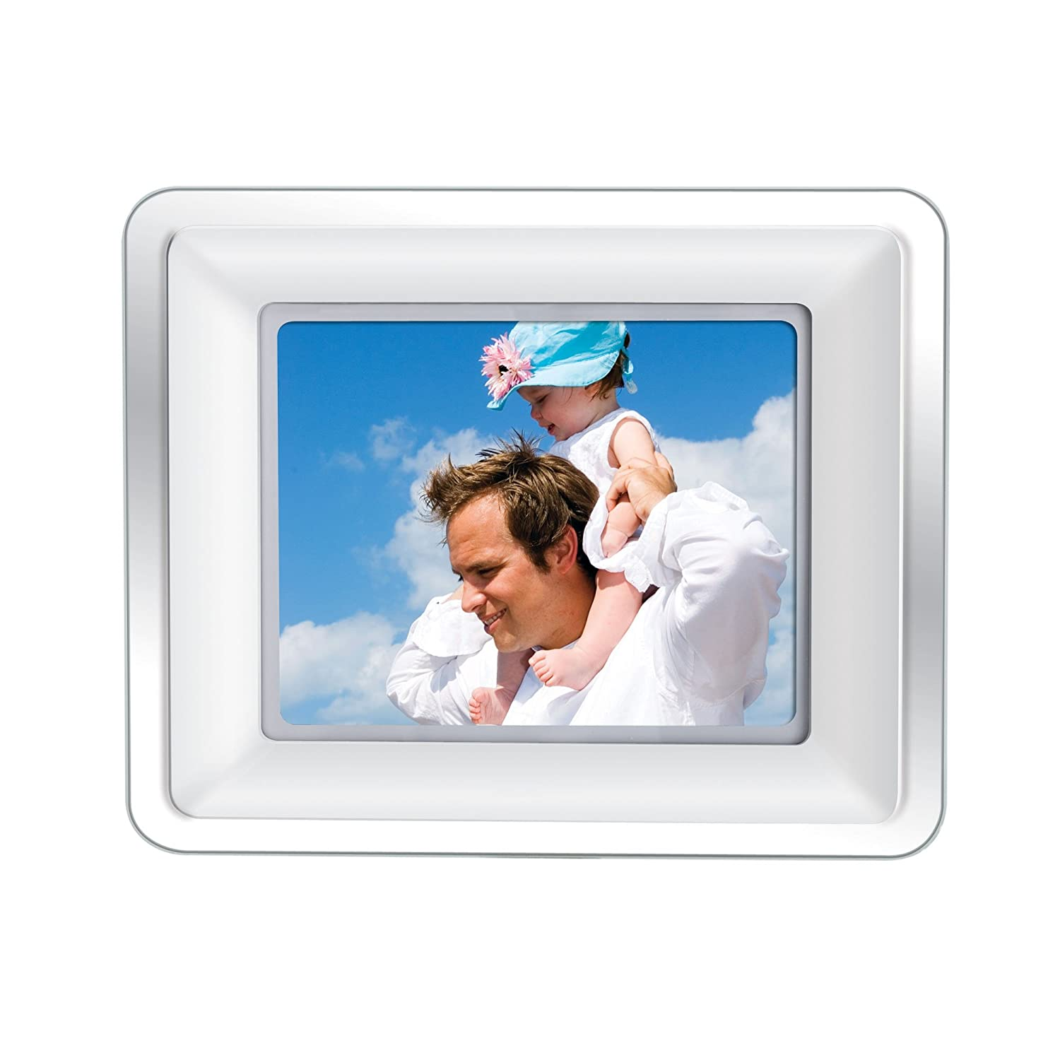 Amazon.com : Coby DP562 5.6-Inch Digital Photo Frame with MP3 Player :  Digital Picture Frames : Camera & Photo