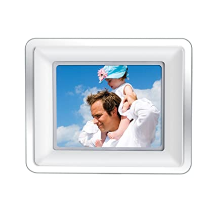 Amazon.com : Coby DP562 5.6-Inch Digital Photo Frame with MP3 Player ...