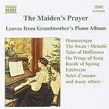 Gebet Einer Jungfrau (Blätter aus Großmutters Klavieralbum)
