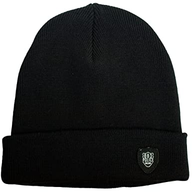 192554a40ed8d 883 POLICE Troy Men s Beanie Hat