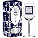 Mary Phillips 16 Oz Wine Glass - As Long As Everything Is Exactly the Way I Want It I Am Totally Flexible