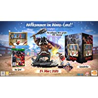 One Piece: Pirate Warriors 4 Clt - Collector's - Xbox One