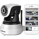 Sricam Caméra de Surveillance, Caméra de sécurité intérieure, Caméra IP 720p Sans fil Wifi , 1280x720, Compatible avec iOS, Android et PC