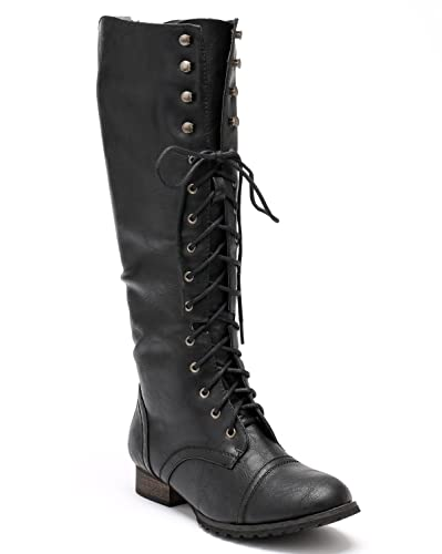 023660117a4 Breckelle s Women Outlaw-13 Boots
