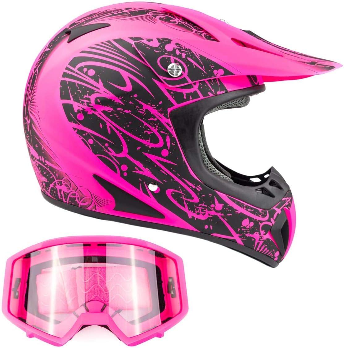 2018 Fox Racing V1 Race Helmet Adult MX Motocross Dirtbike ATV Offroad UTV