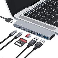Pukey USB C Hub HDMI Adapter