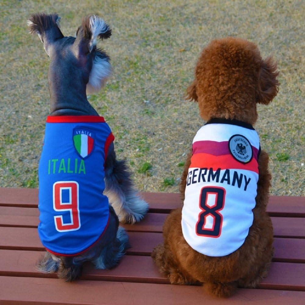 VIO Hundebekleidung Hundebekleidung Weltcup-Jersey-Weste Breathable Cool Spring Summer