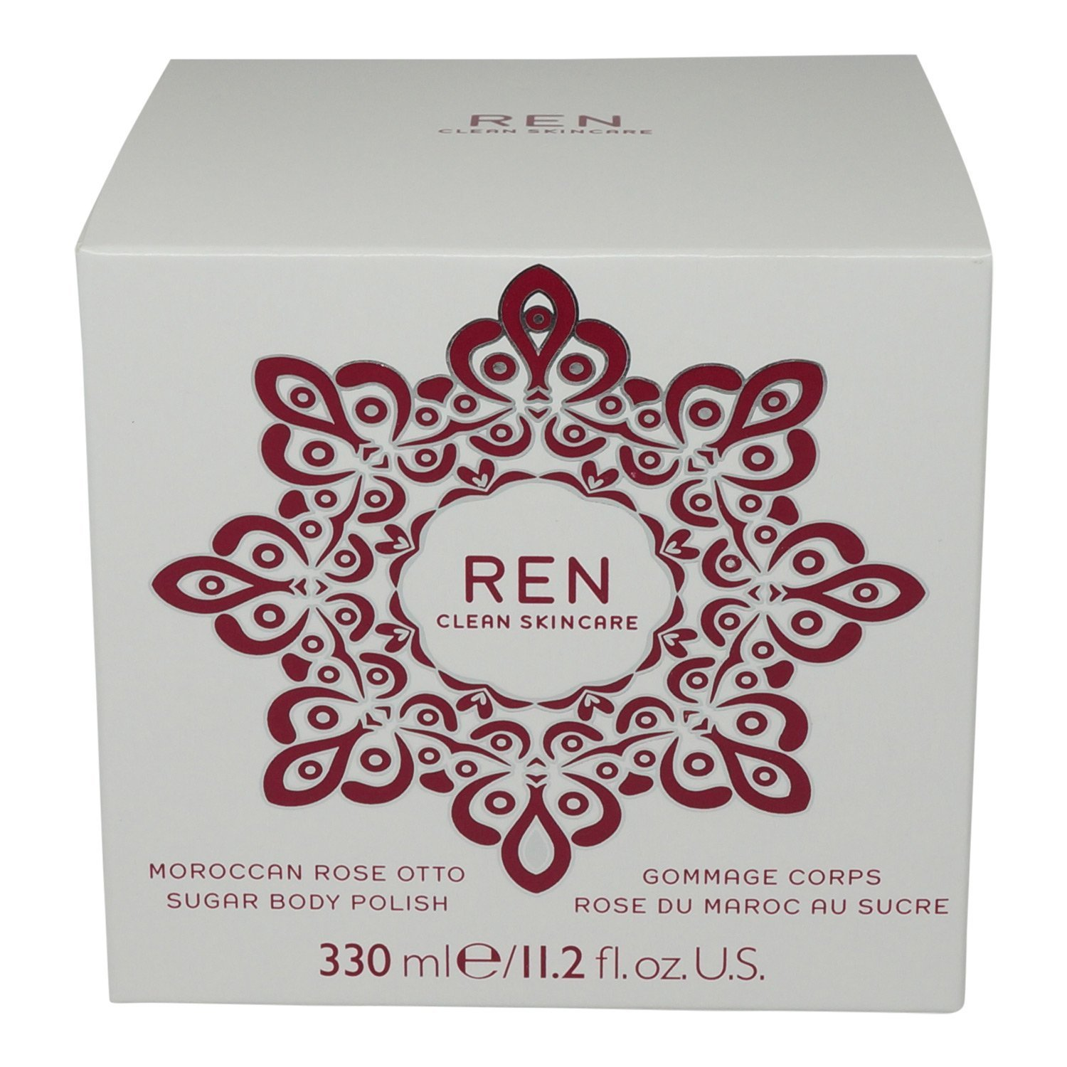 Ren Moroccan Rose Otto Sugar Body Polish W-SC-2704 28003229
