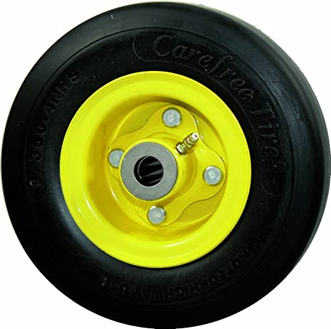 Carefree Tire WA-9 – 350 – 4400sy neumático Soporte de Libre Caster Rueda de
