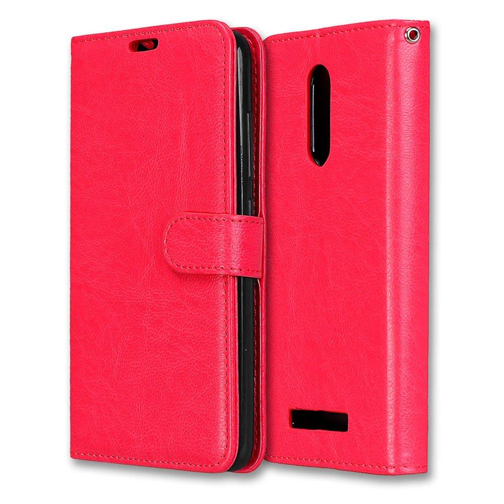 Laybomo Coque Xiaomi Redmi Note 3 (Pro) Etui Housse PU Cuir Pochette Portefeuille Coque Aimant Protecteur Doux tpu Cover [Cadre Photo] Housse Coque Etui pour Xiaomi Redmi Note 3 (Pro) (Noir) lbm-cs1635