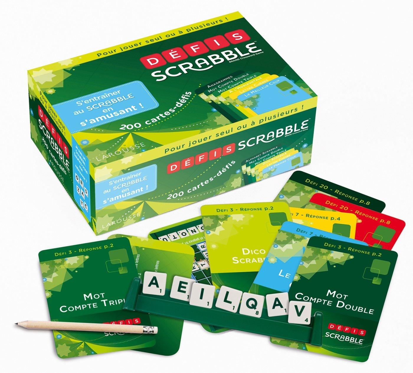 Défis Scrabble: Amazon.es: Lecreux, Michèle: Libros en idiomas extranjeros