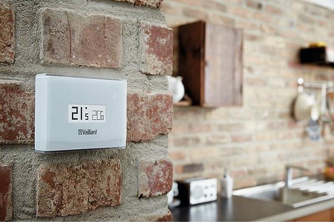 Vaillant - Vsmart - termostato modulante wifi inalambrico: Amazon.es: Bricolaje y herramientas