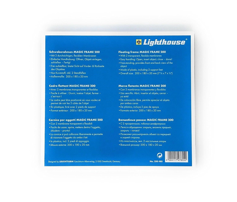 Amazon.com: Lighthouse Floating MAGIC FRAME 200: Toys & Games