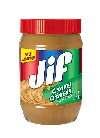 Jif Twin Pack, Creamy Peanut Butter, 40 oz - Walmart.com
