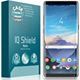Galaxy Note 8 Screen Protector (Case Friendly)(2-Pack), IQ Shield Matte Full Coverage Anti-Glare Screen Protector for Galaxy Note 8 Bubble-Free Film