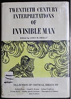 com ralph ellison s invisible man a casebook casebooks  ellison s invisible man a collection of critical essays 20th century interpretations