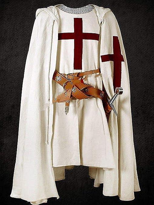 nasir ali - Capa de Disfraz de Guerrero Medieval, diseño de la ...