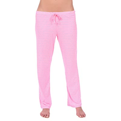 Body Candy Women's Lightweight Silky Soft Pajama Sleep Pants