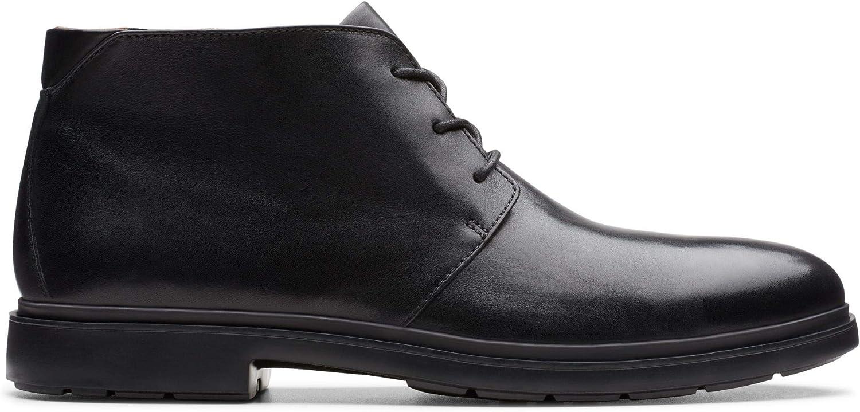 Chukka Boots Homme Clarks Un Tailor Mid